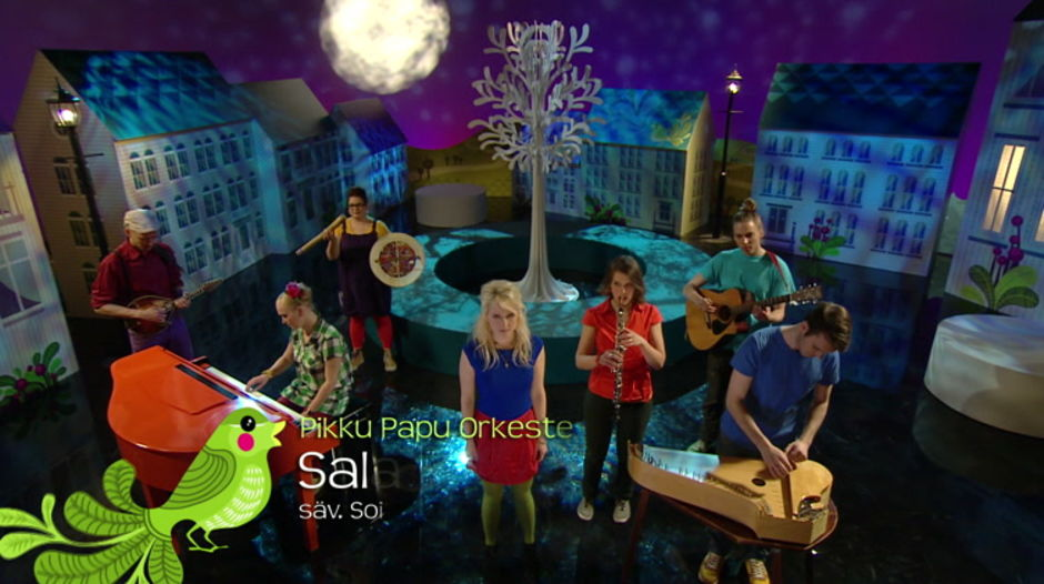 Jakso 14 | Lasten musiikkiestradi | TV | Areena | yle.fi