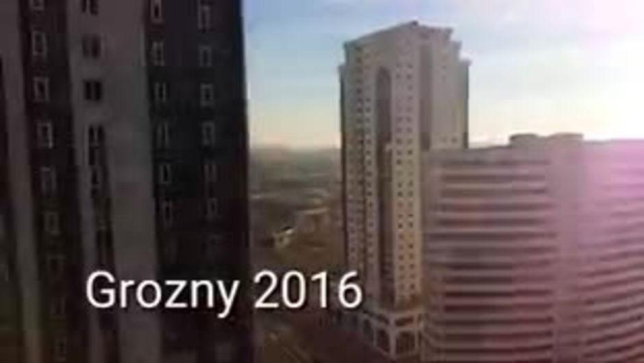 En voi uskoa silmiäni – Groznyn ilme on aivan uusi